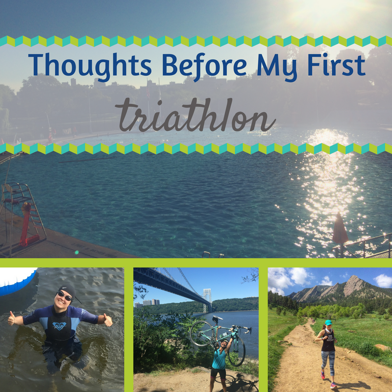 First Triathlon Fears