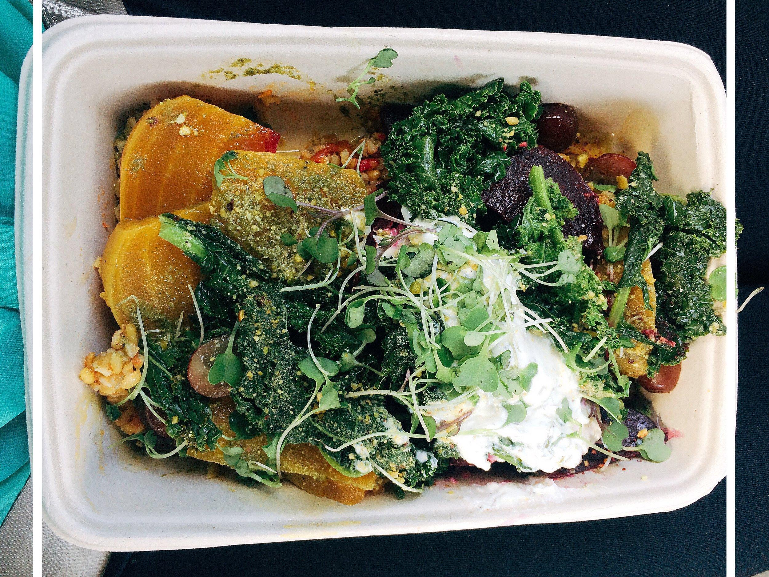 Gotan Beet Salad