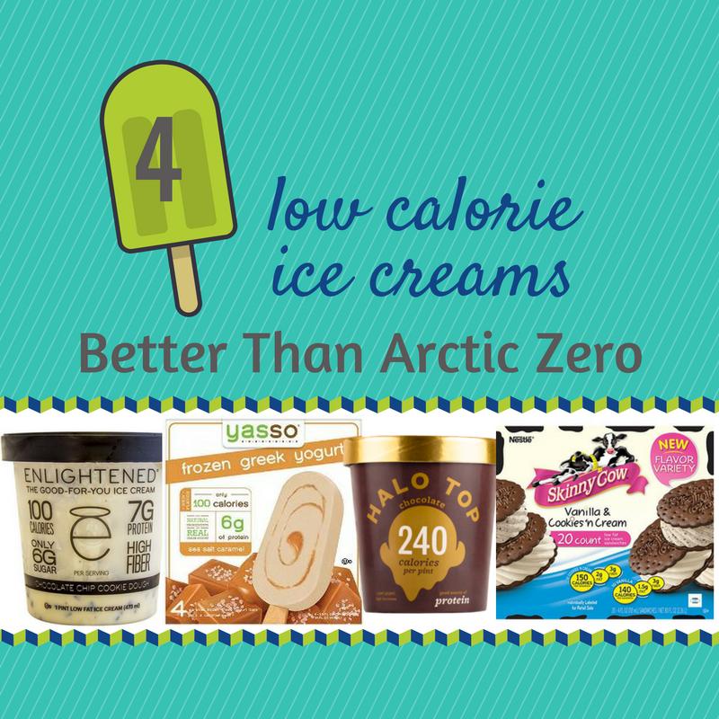 Best Low Calorie Ice Creams