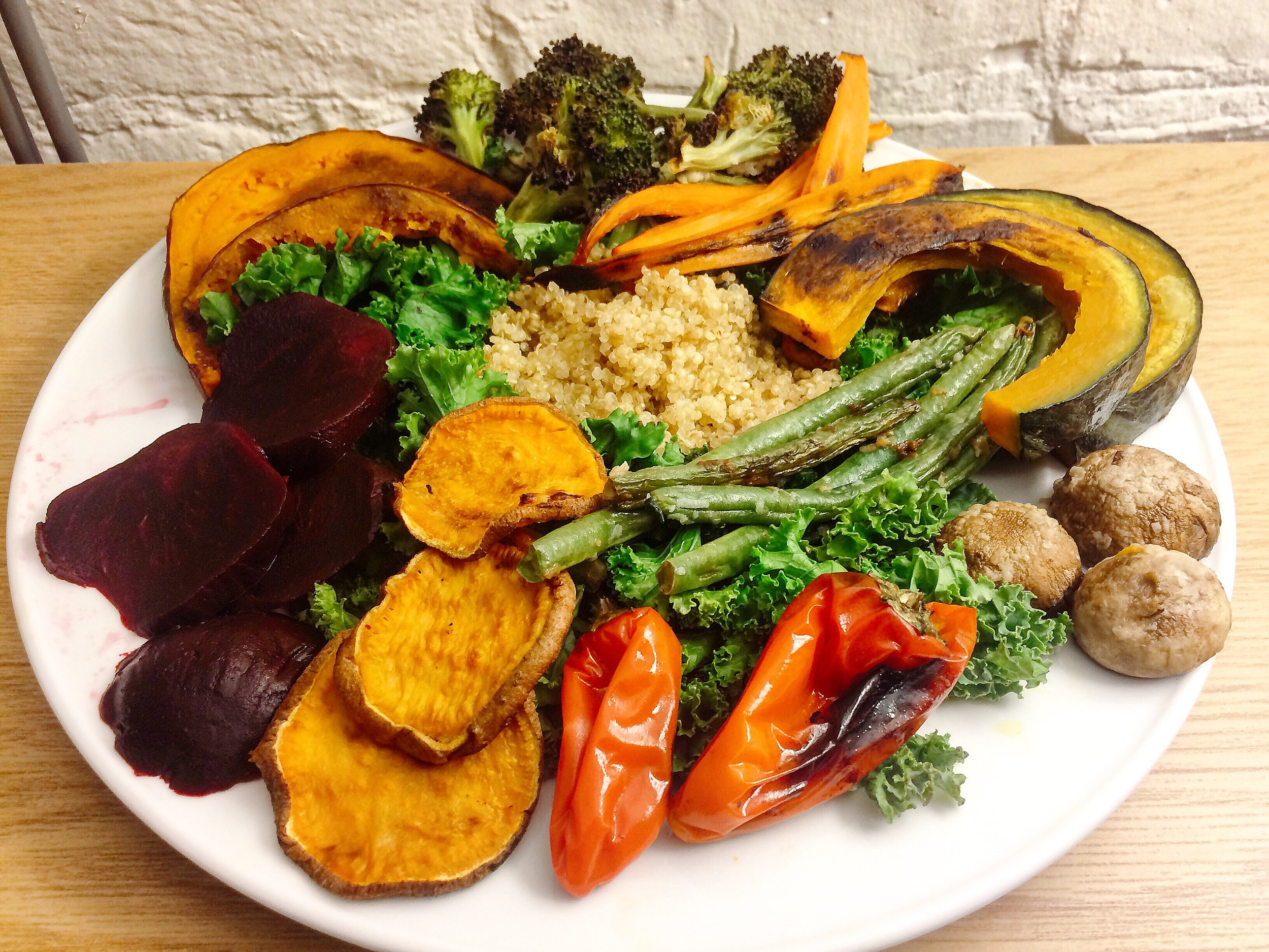 Fall Roasted Vegetables Recipe