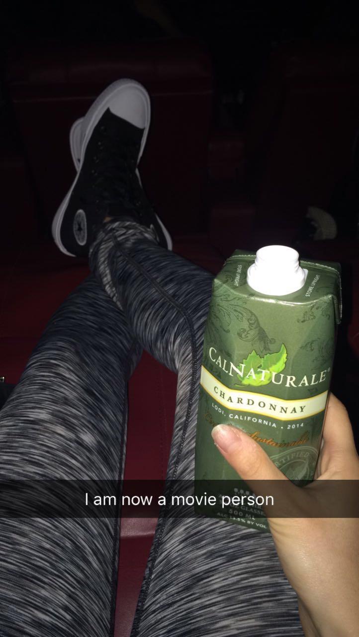 Wine Movie Night