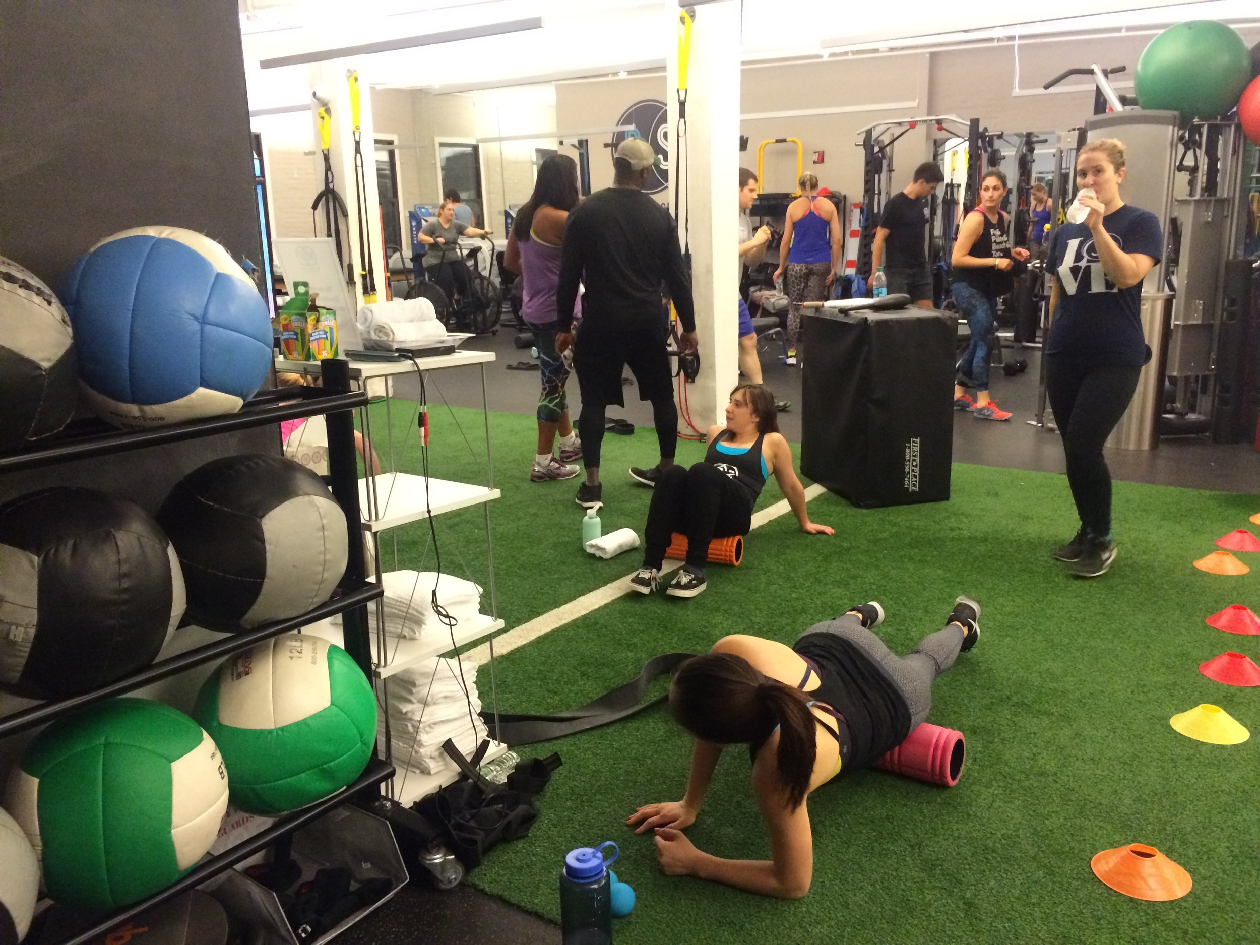 Body Space Fitness Review