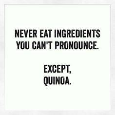 Quinoa Meme