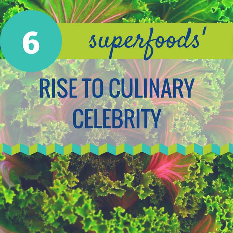 How Six Super Foods Got So Popular