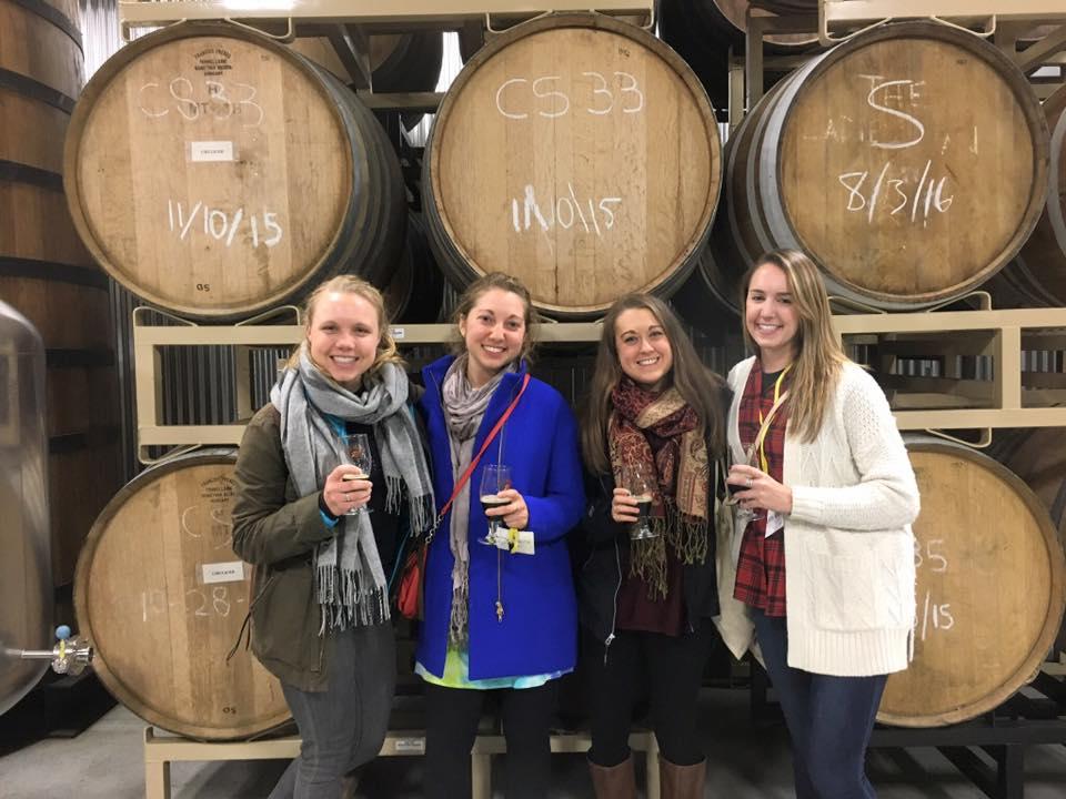 Allagash Brewery Tour