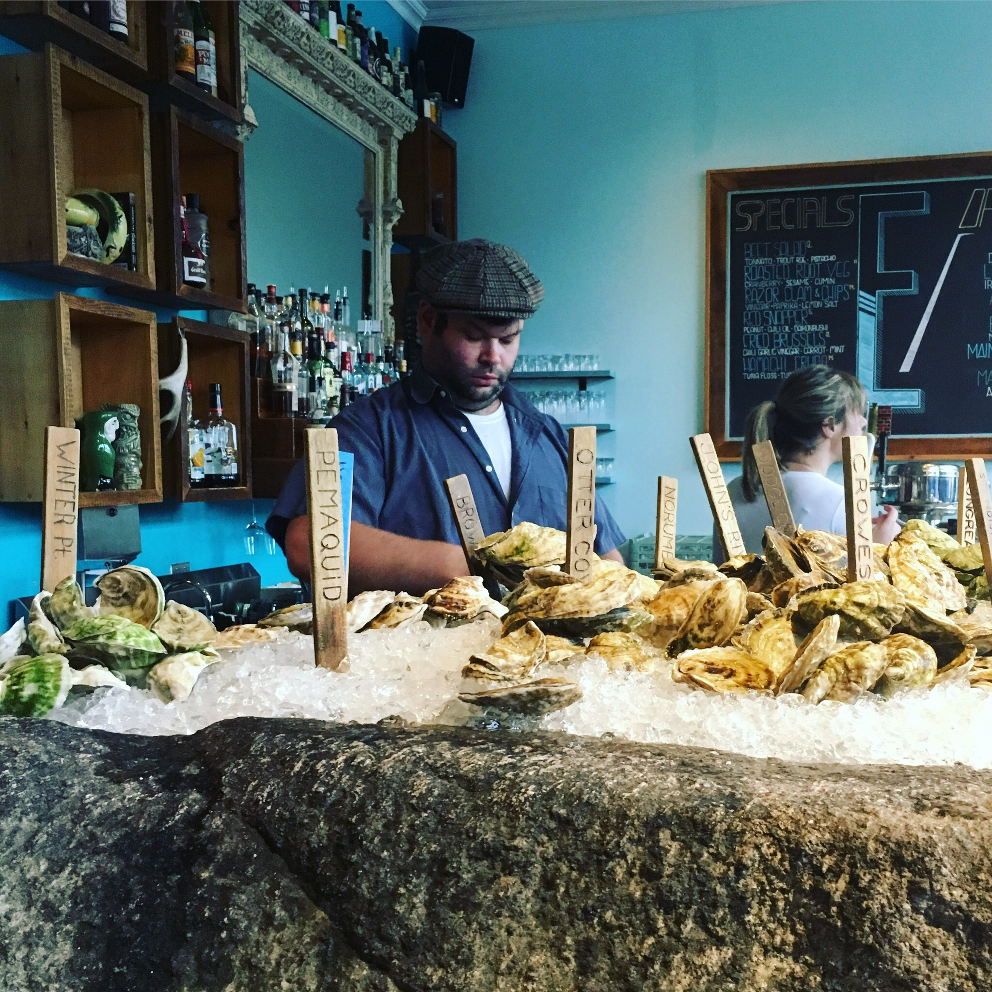 Eventide Oyster Co.