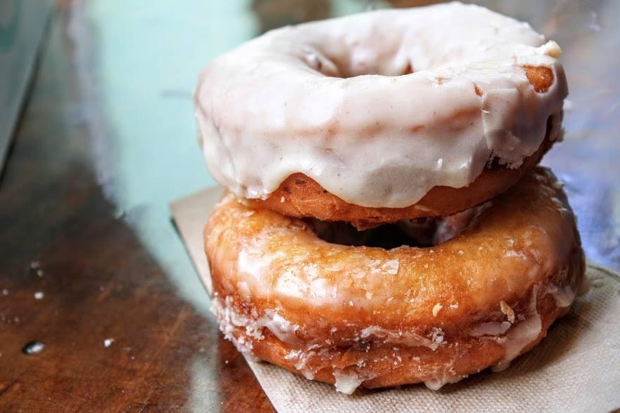 Holy Donut Portland Maine