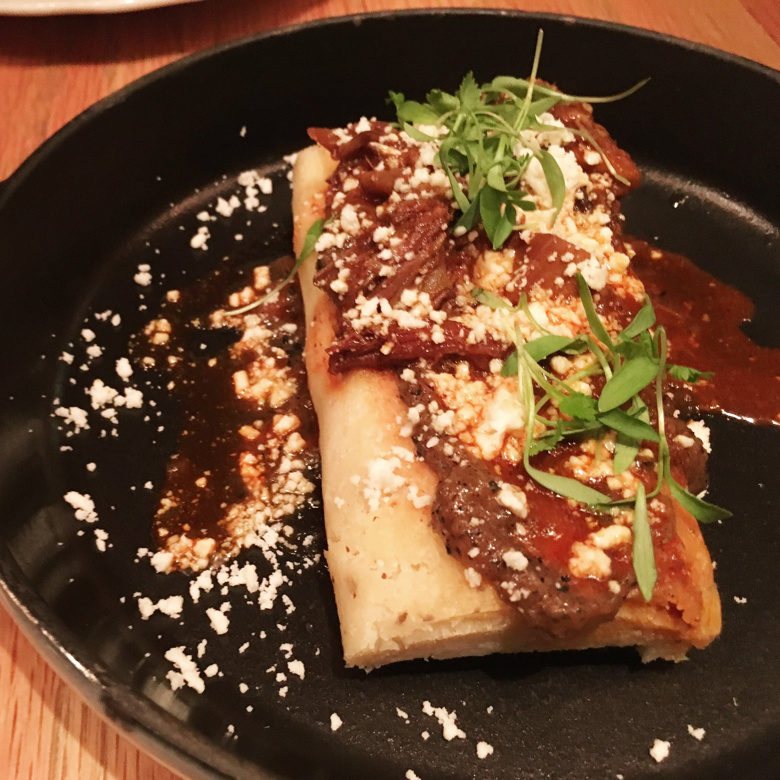 Broken Spanish Tamale