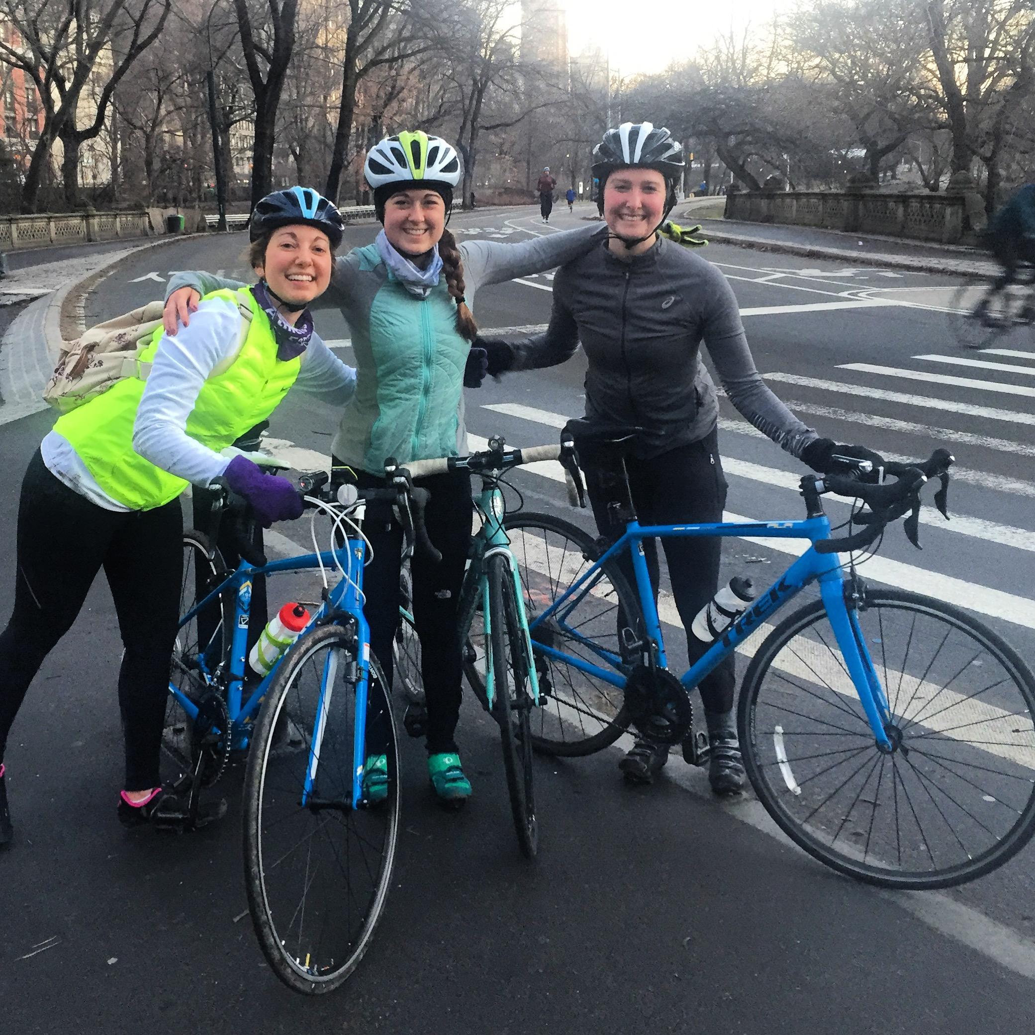 Road Bike Central Park