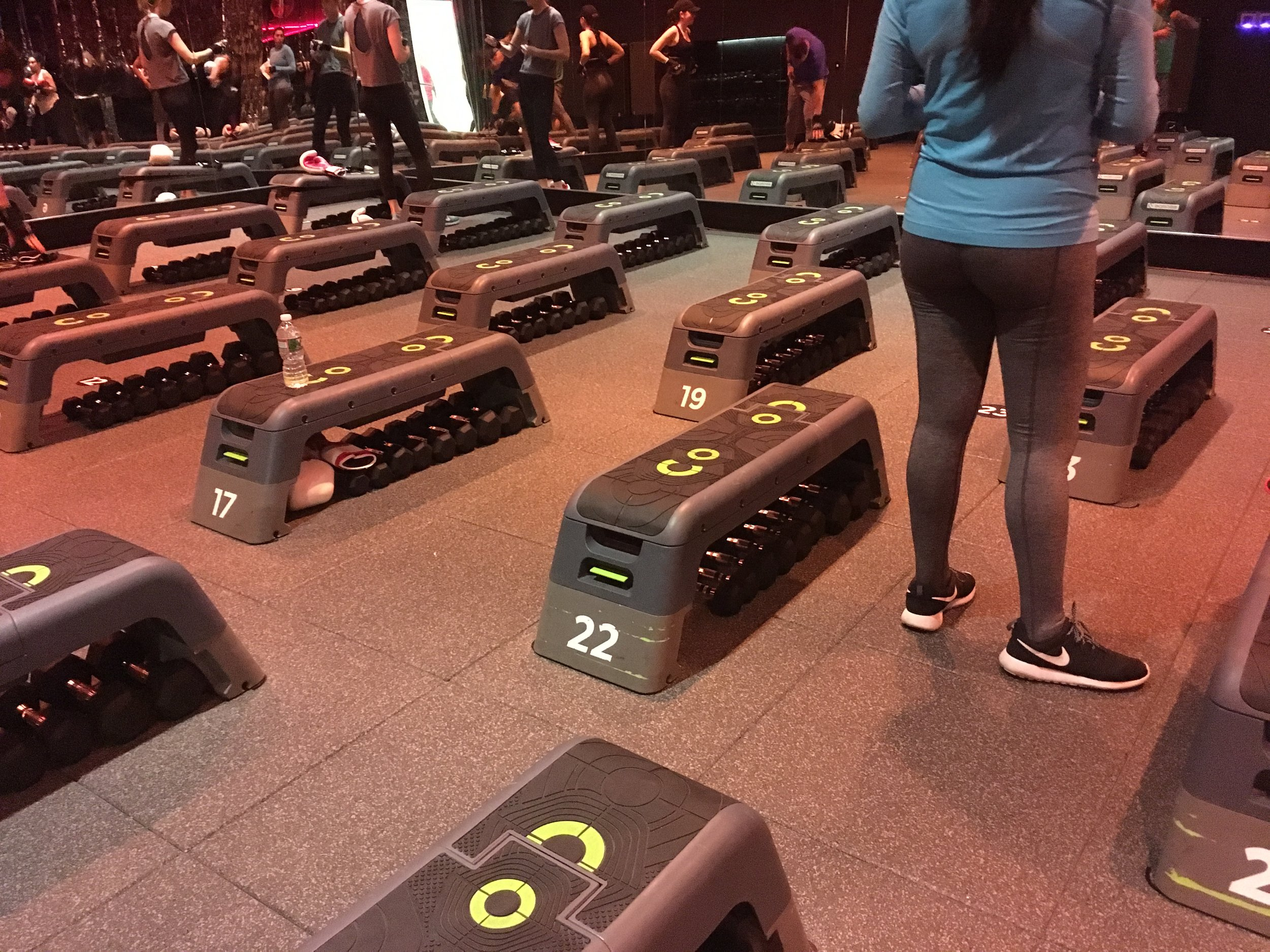 Rumble Boxing Class Review