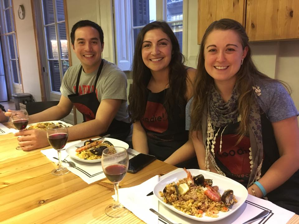 Barcelona Foodie Experience Cooking Class