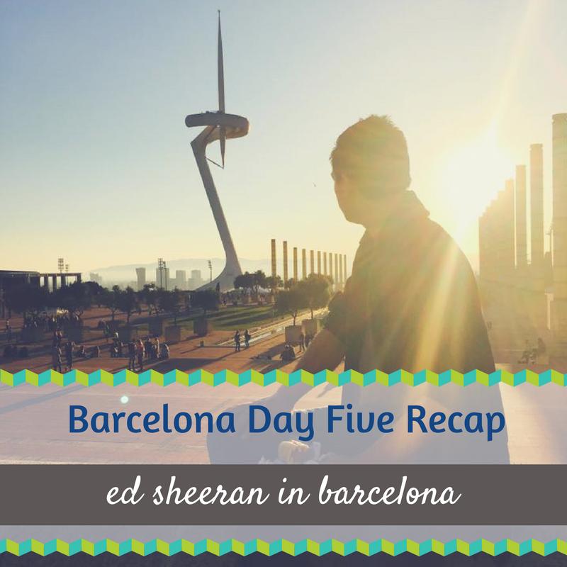 Barcelona Travel Guide Monjuic
