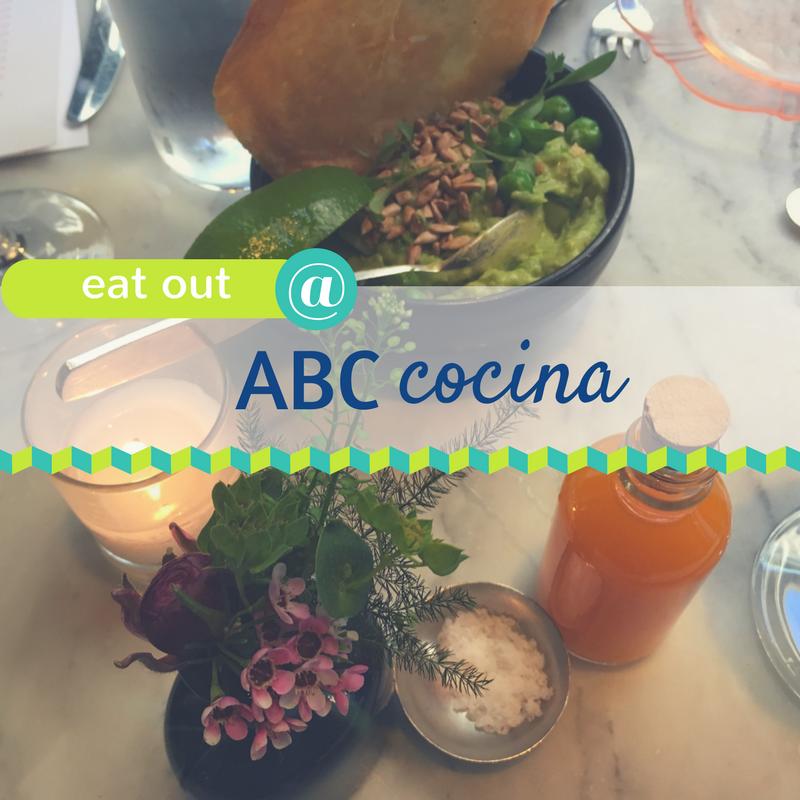 ABC Cocina Restaurant Review