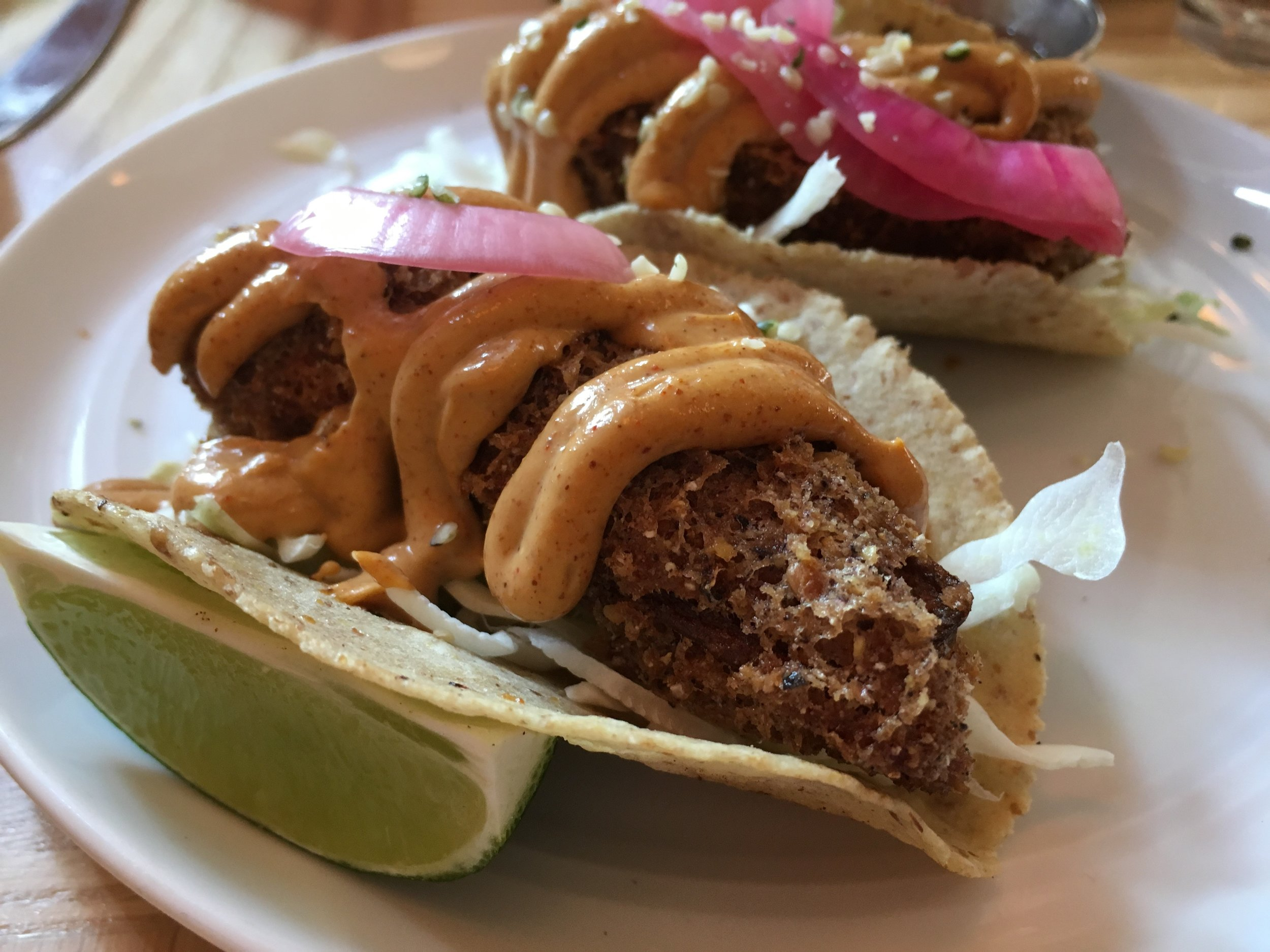 Vegan Mexican NYC Ja Ja Ja