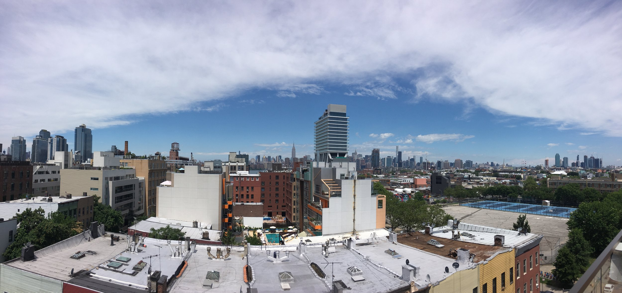 Williamsburg Rooftop