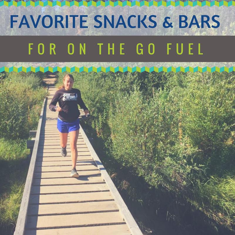 Favorite Gluten Free Snacks for Runners