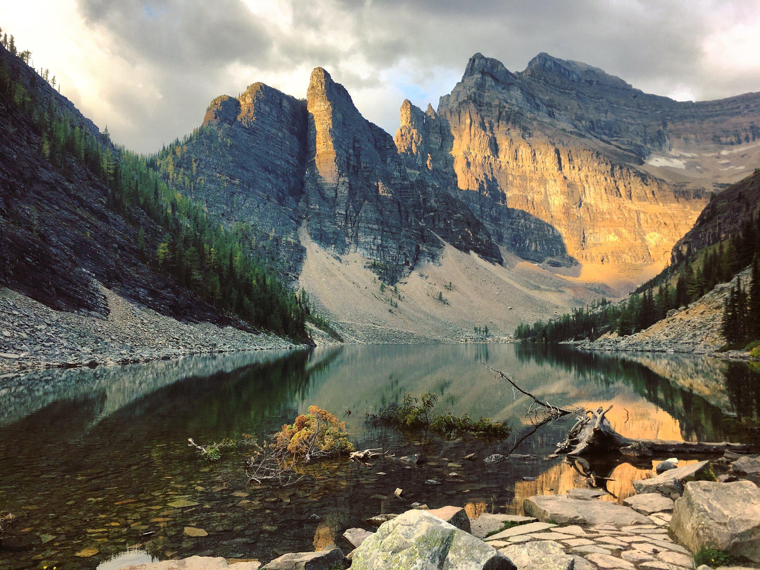 Lake Agnes