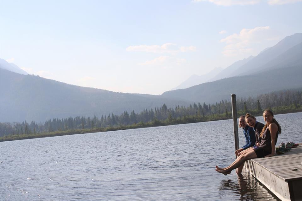 Vermillion Lakes