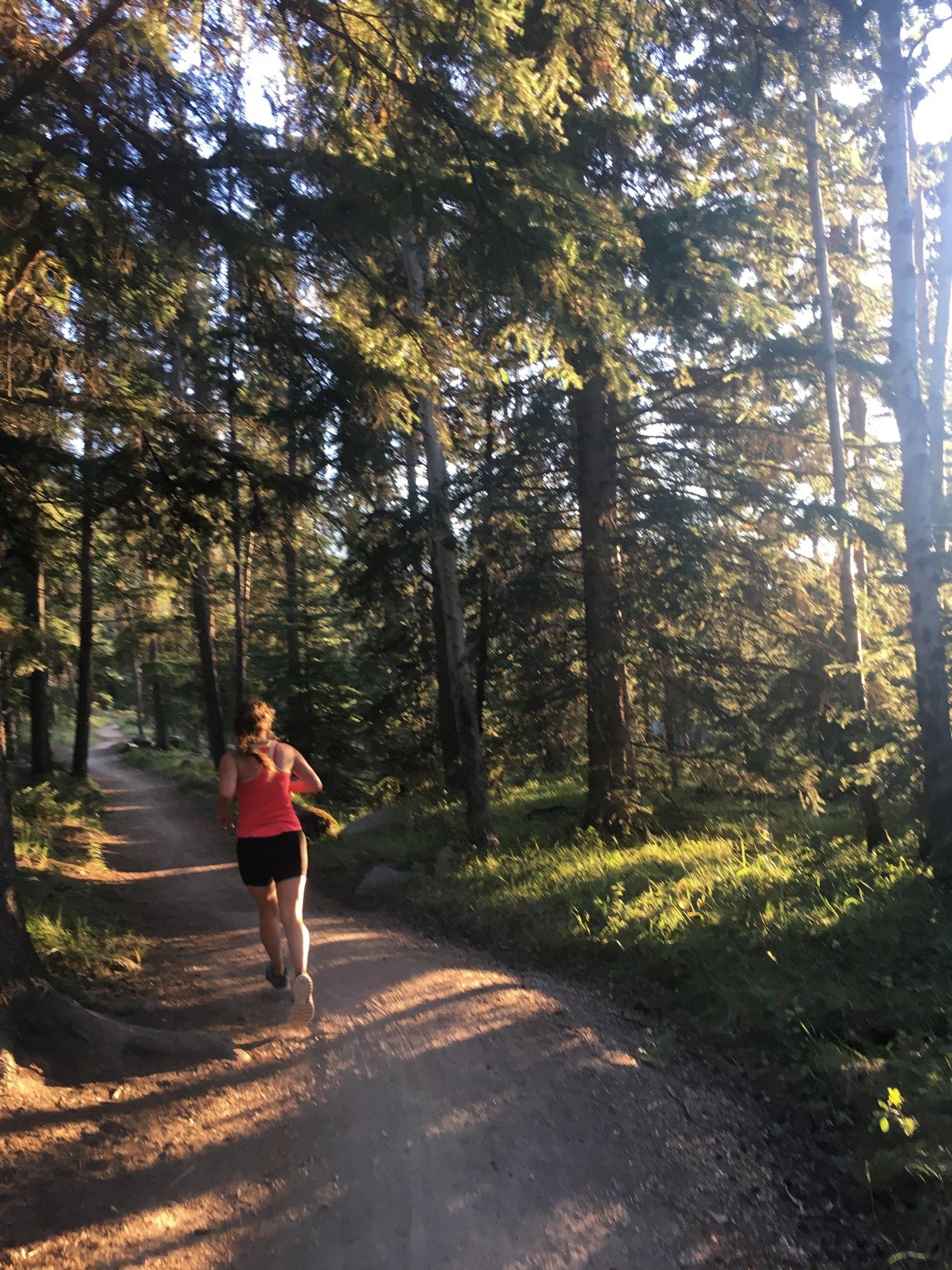 Jasper Trail Running