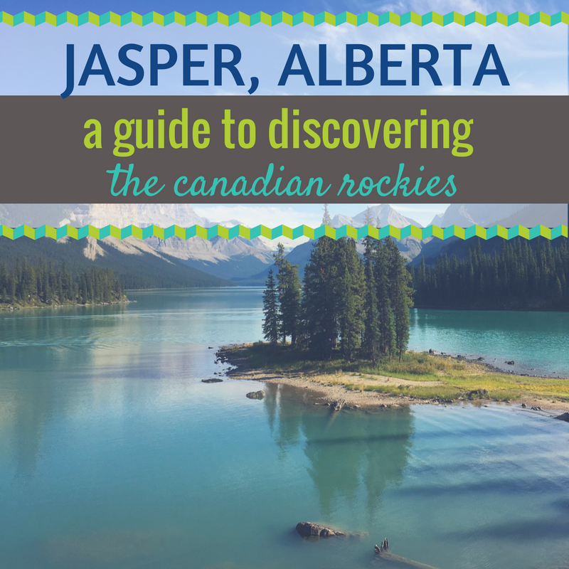 Discovering the Canadian Rockies Guide to Jasper
