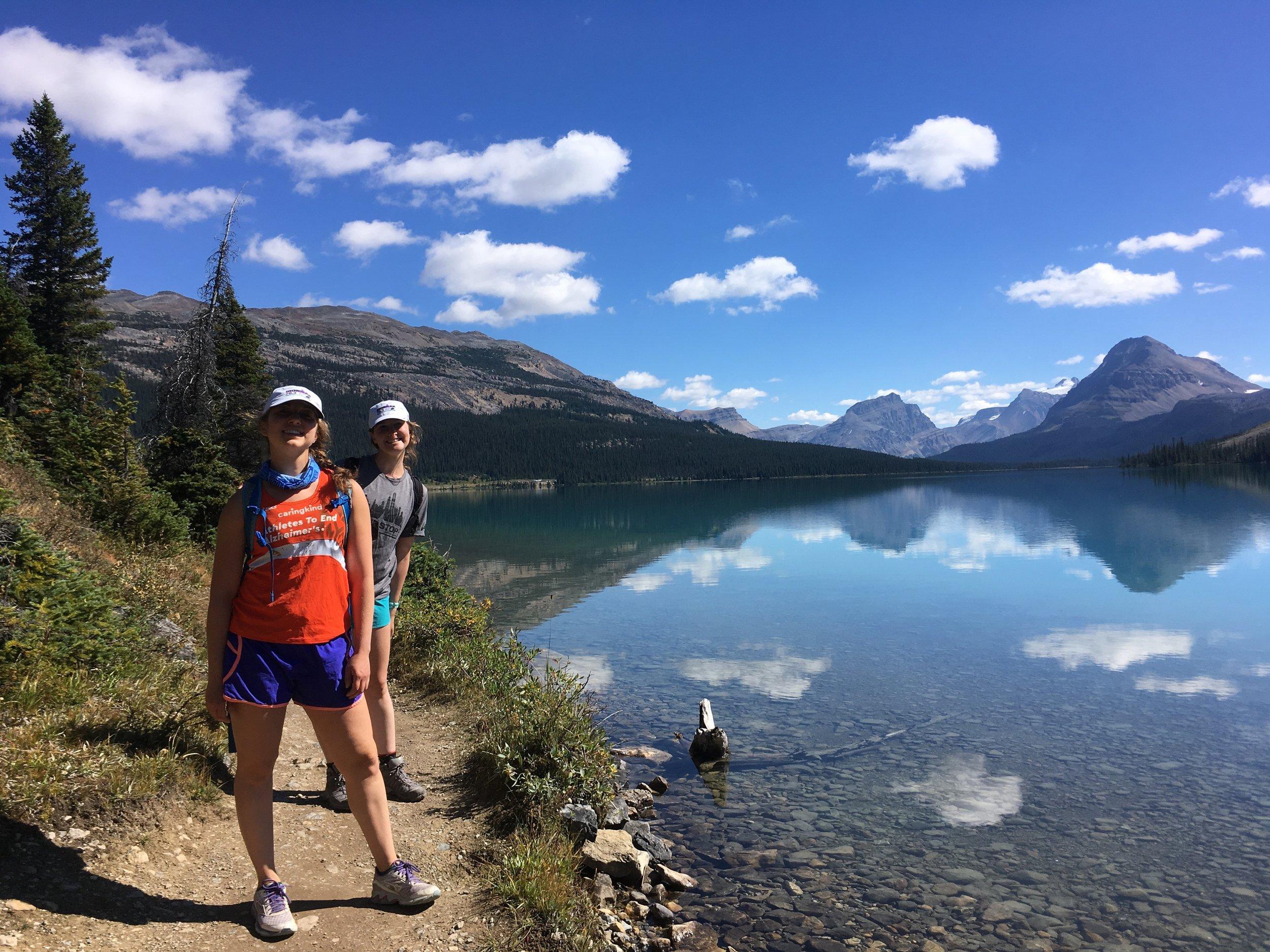 Bow Lake Jasper