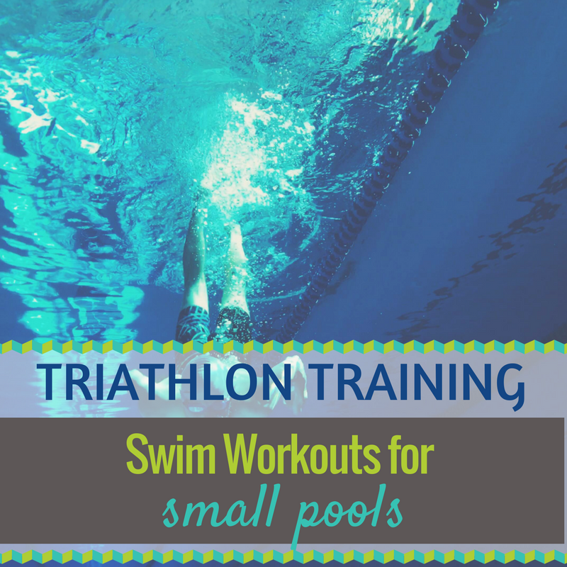 Triathlon Training in a Small Pool