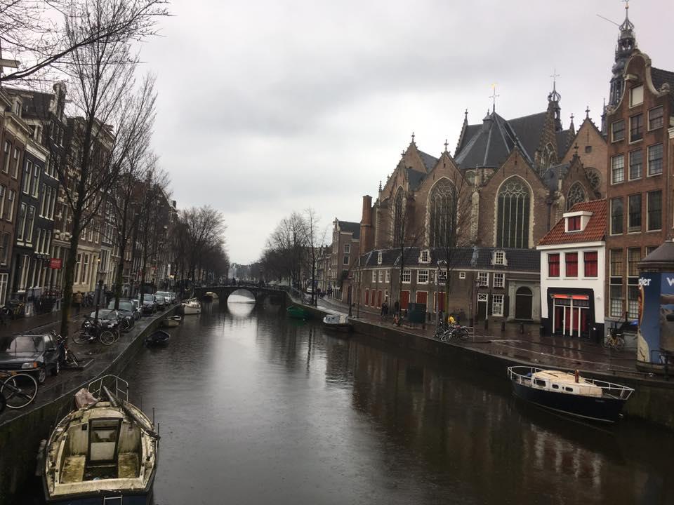 Amsterdam Easter Sunday