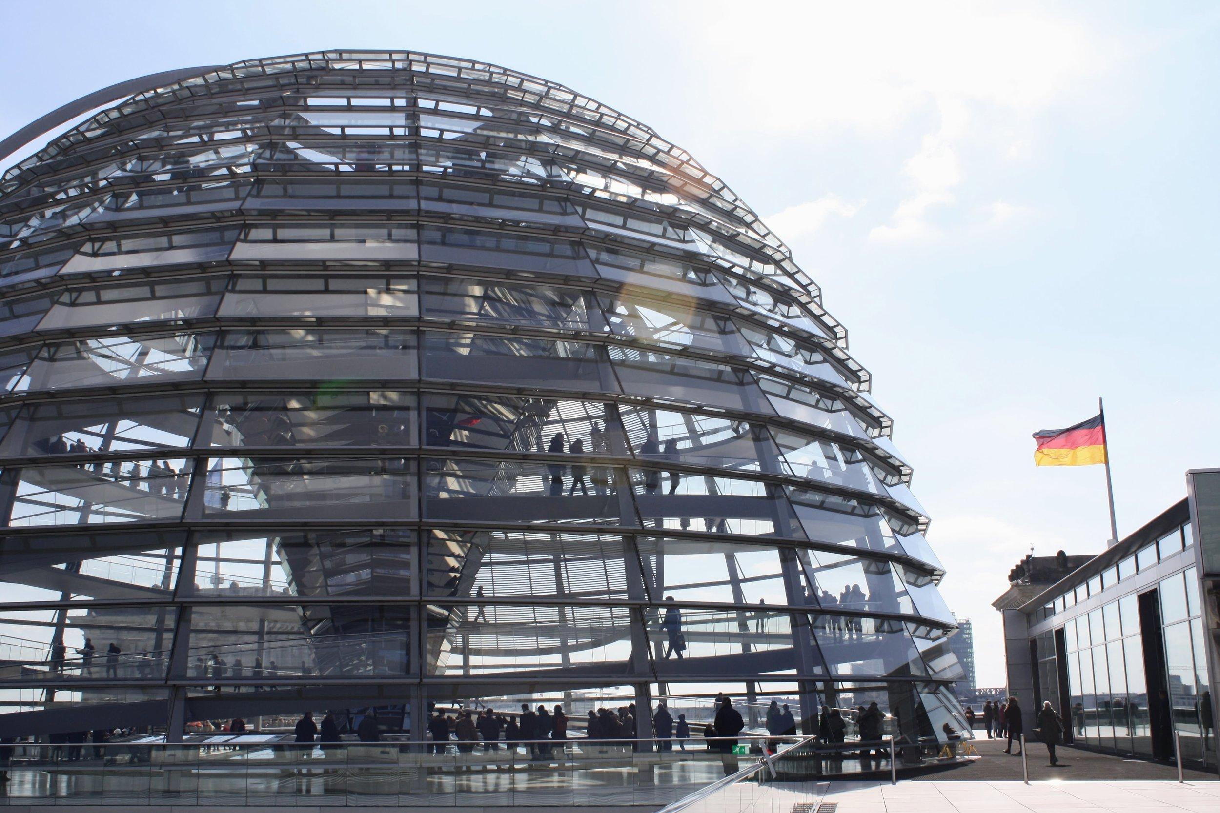 Reichstag Tour Berlin