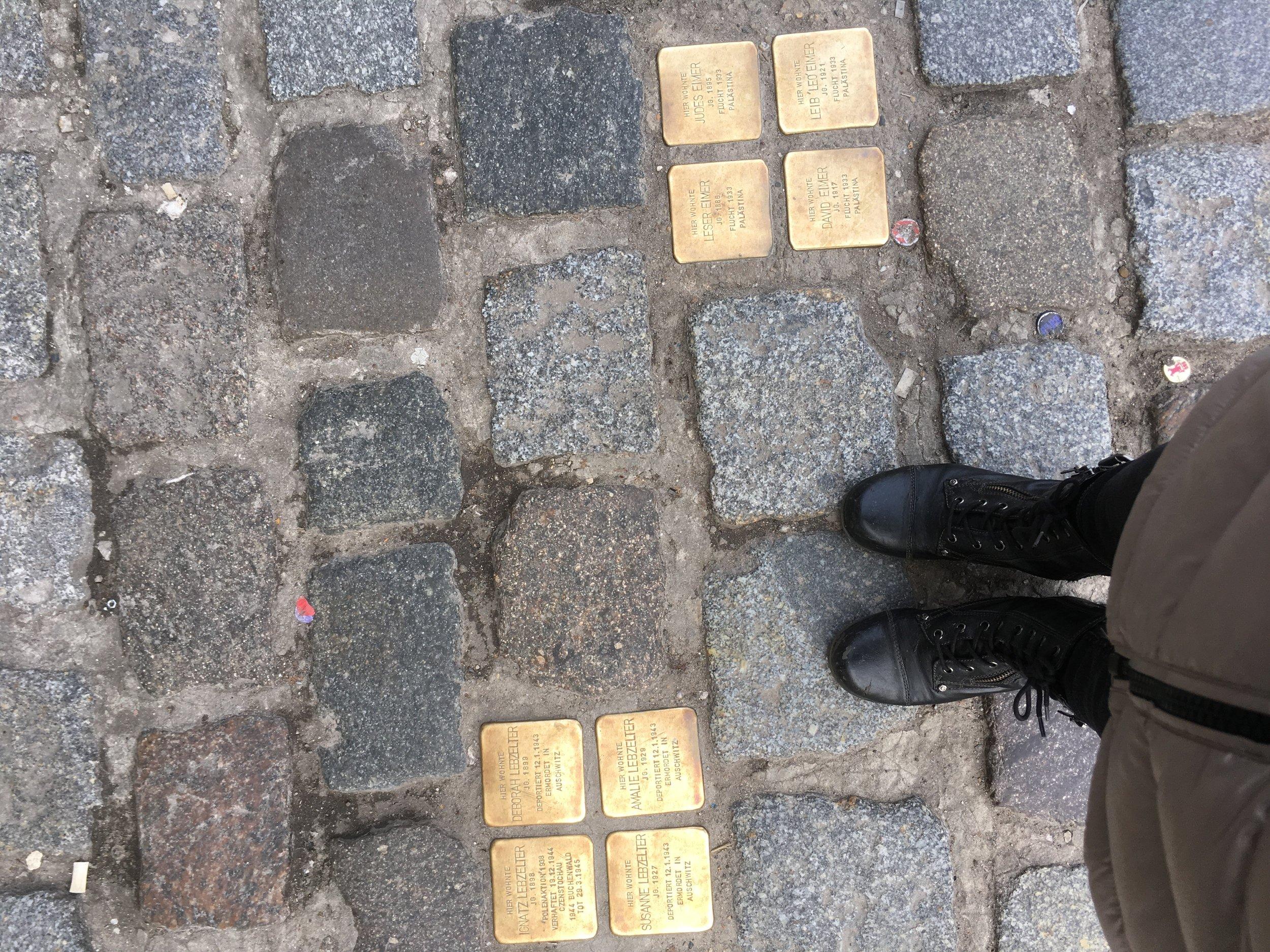Stolperstein Berlin