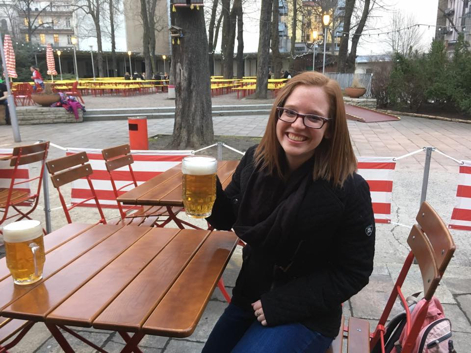 Prater Beer Garden Berlin