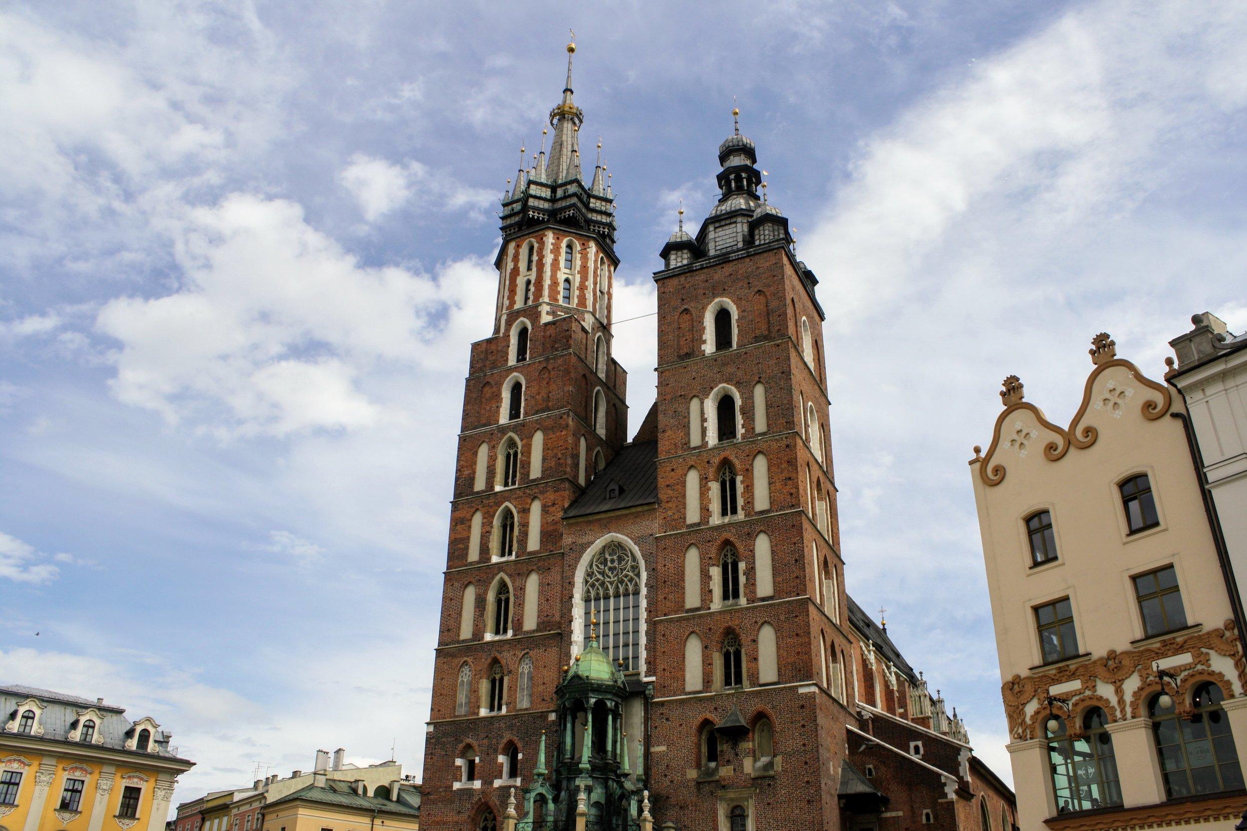 St. Mary's Krakow