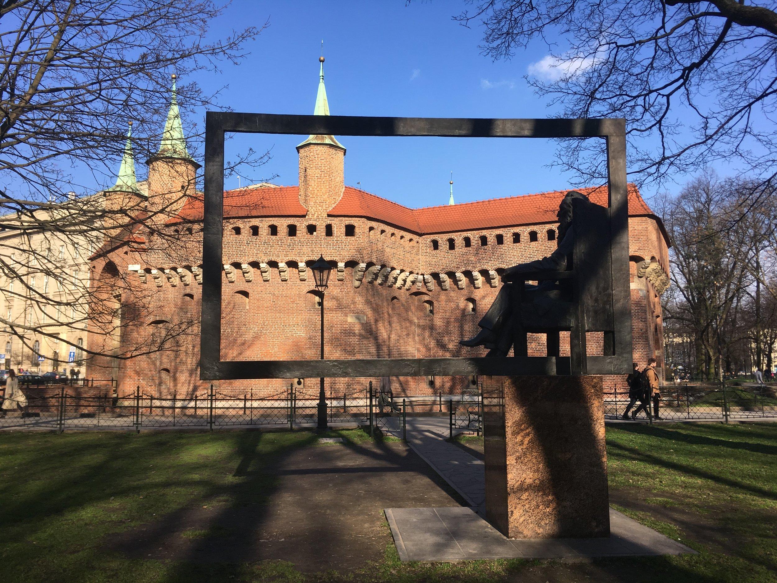 Krakow Planty Park Run