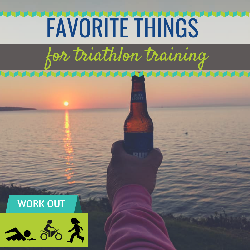 fAVORITE TRIATHLON tHINGS