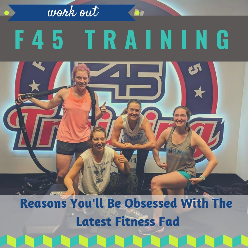 F45 Functional Training Review