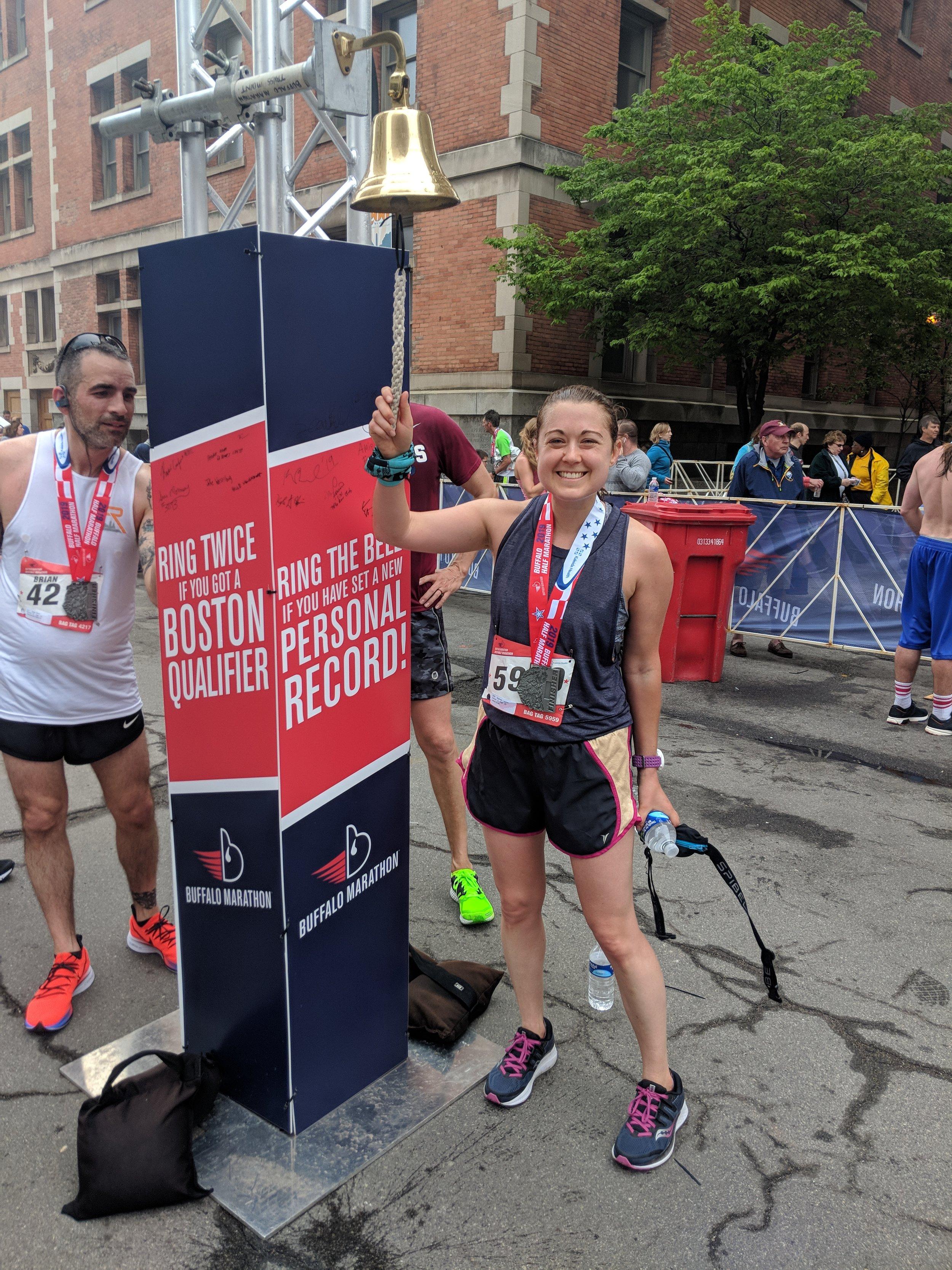 Buffalo Half Marathon Race Recap