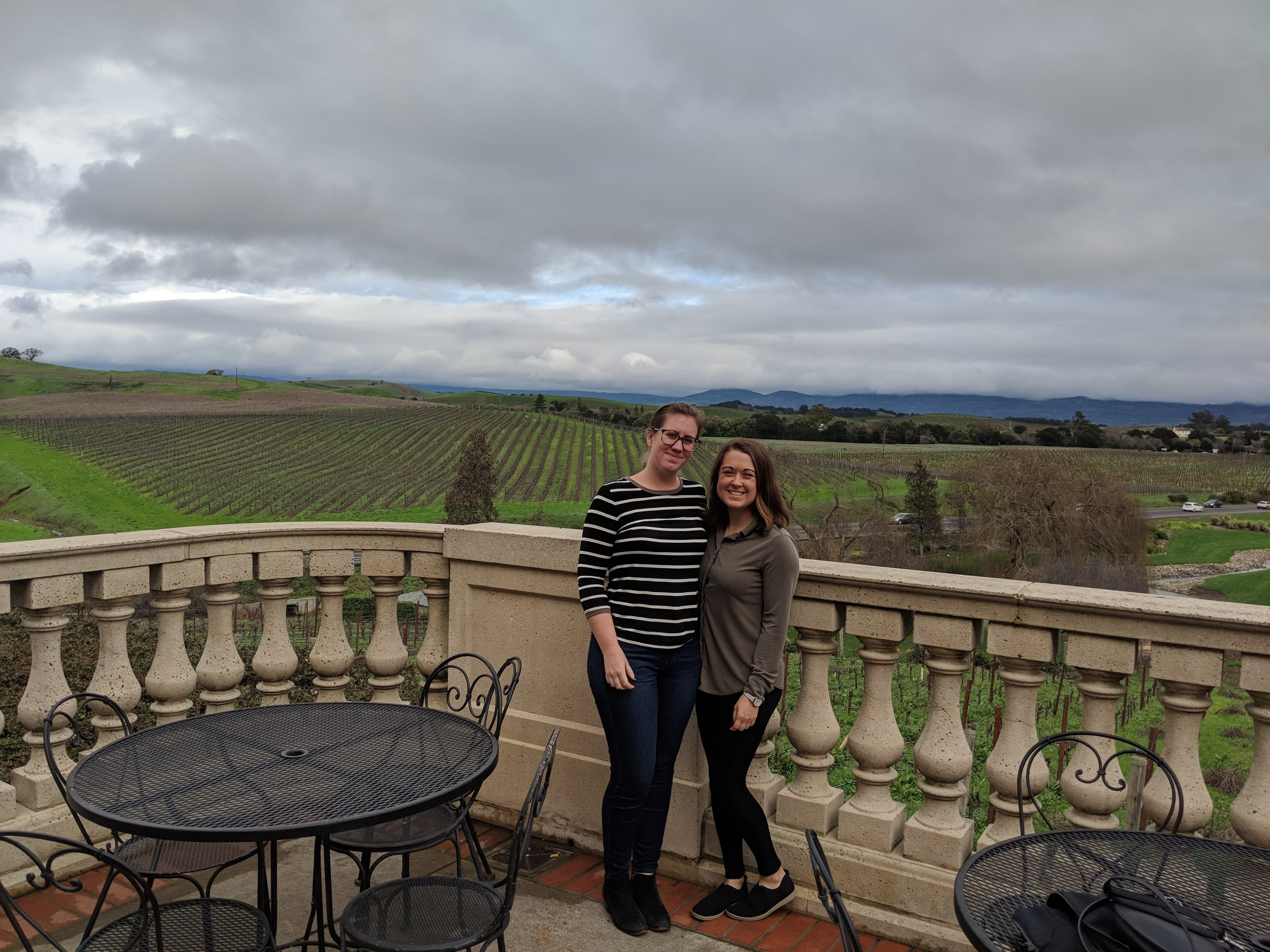 Domaine Carneros Review