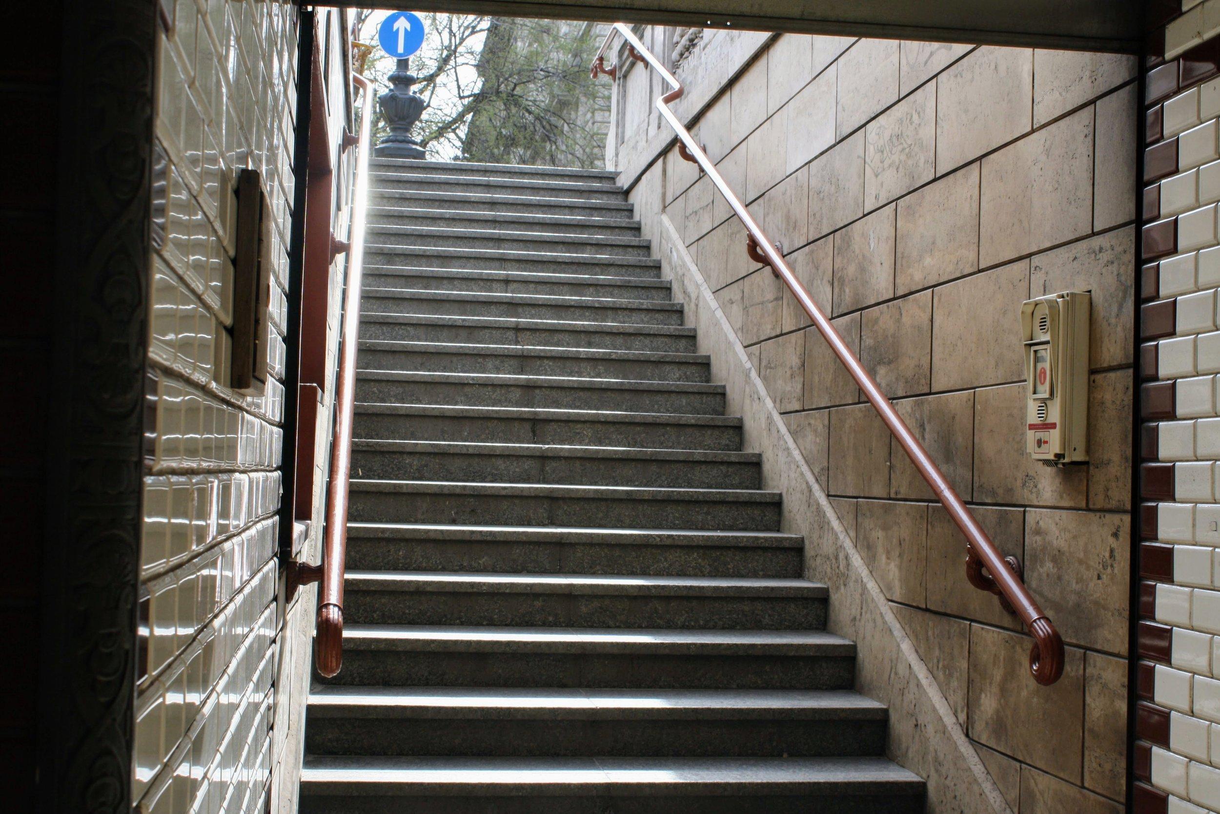 Budapest subway system