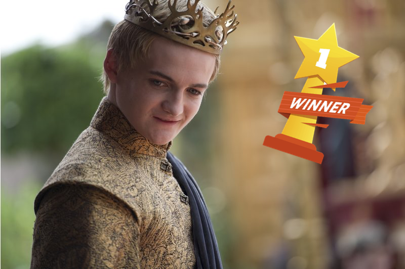 Joffrey back from the dead. - Who would have guessed?