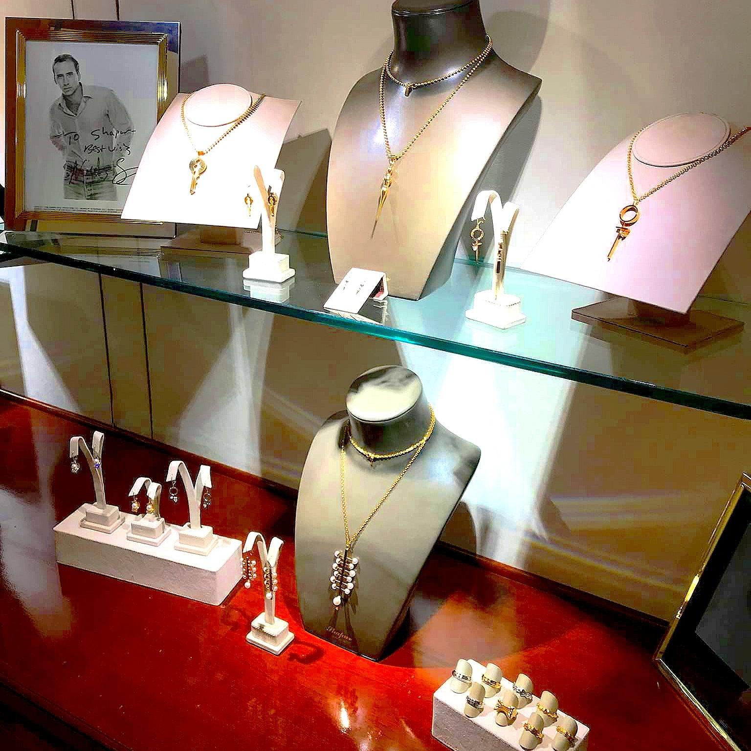 @Shapur - Shapur Mozaffarian Fine Jewelry272 Post StreetSan Francisco, CA
