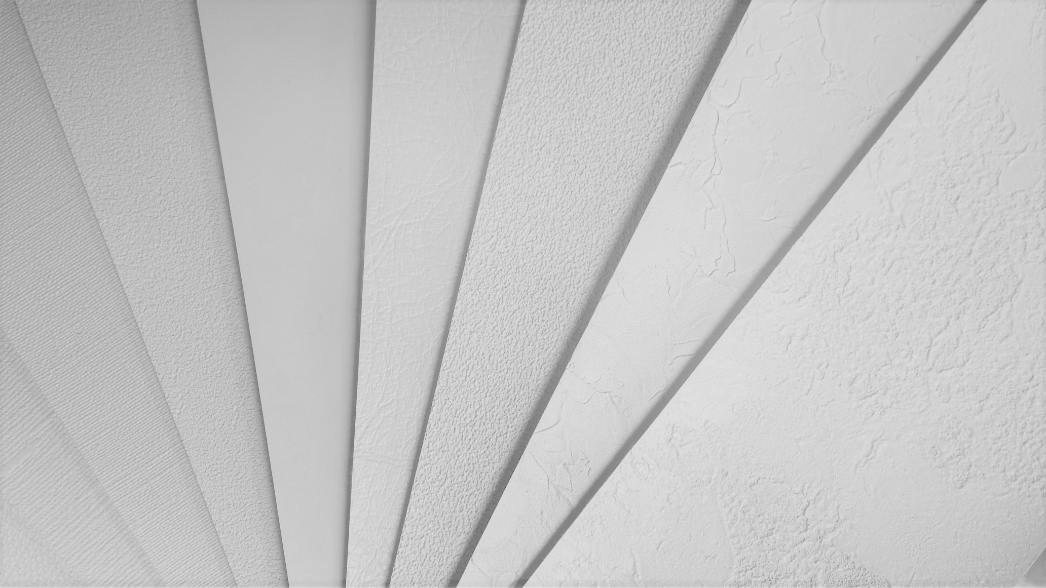 K&M Graphics offers a wide variety of wallpaper textures and finishes.