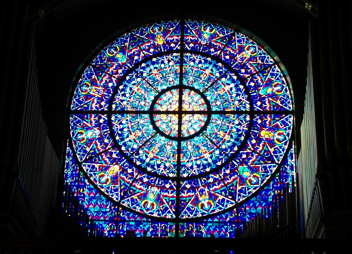 Stained Glass DePaul