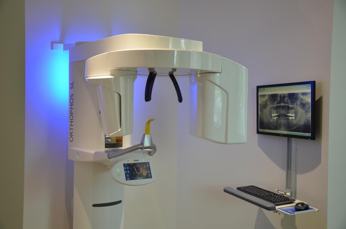 Digital Low Dose Panoramic X-Ray