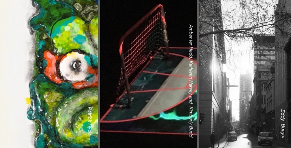 7 - 18 August 2019 (UPCOMING) S1 Group Show Kathleen Harvey, Amber her Hedde and Kimberly Budd —  S2 Patrick Hyde  —  S3 Eddy Burger