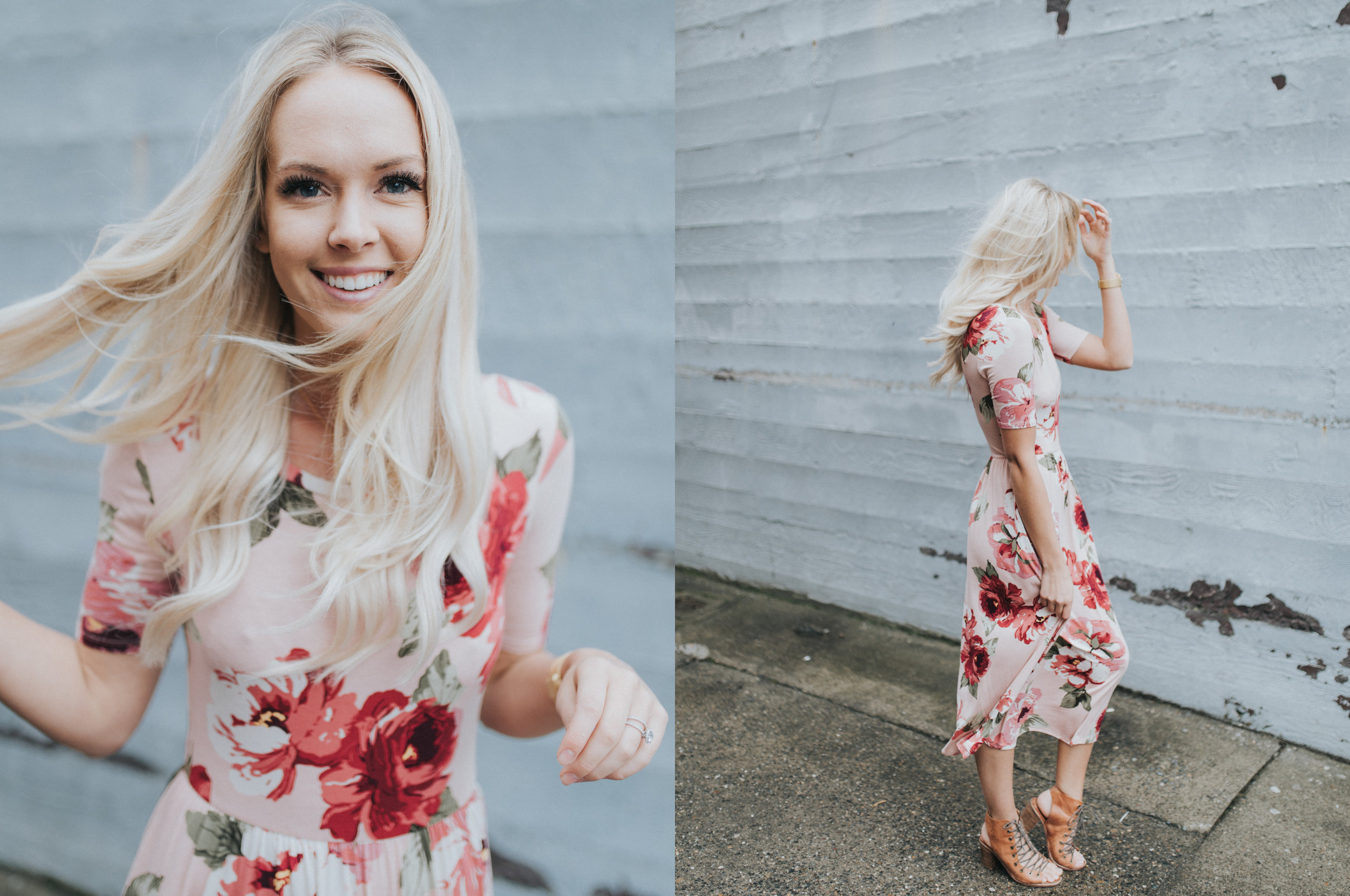 how to take cute outfit photographs