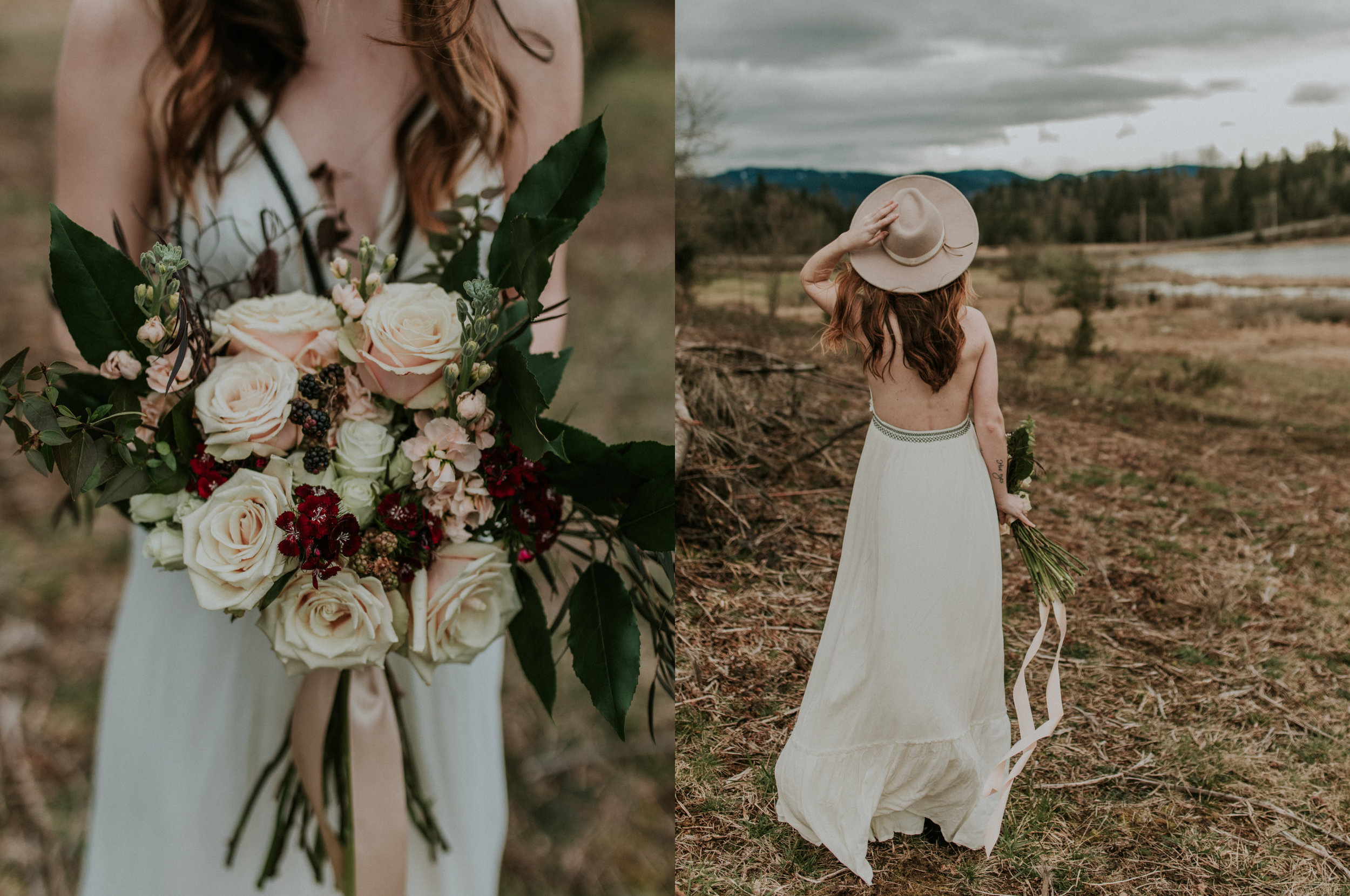 country bridal inspiration