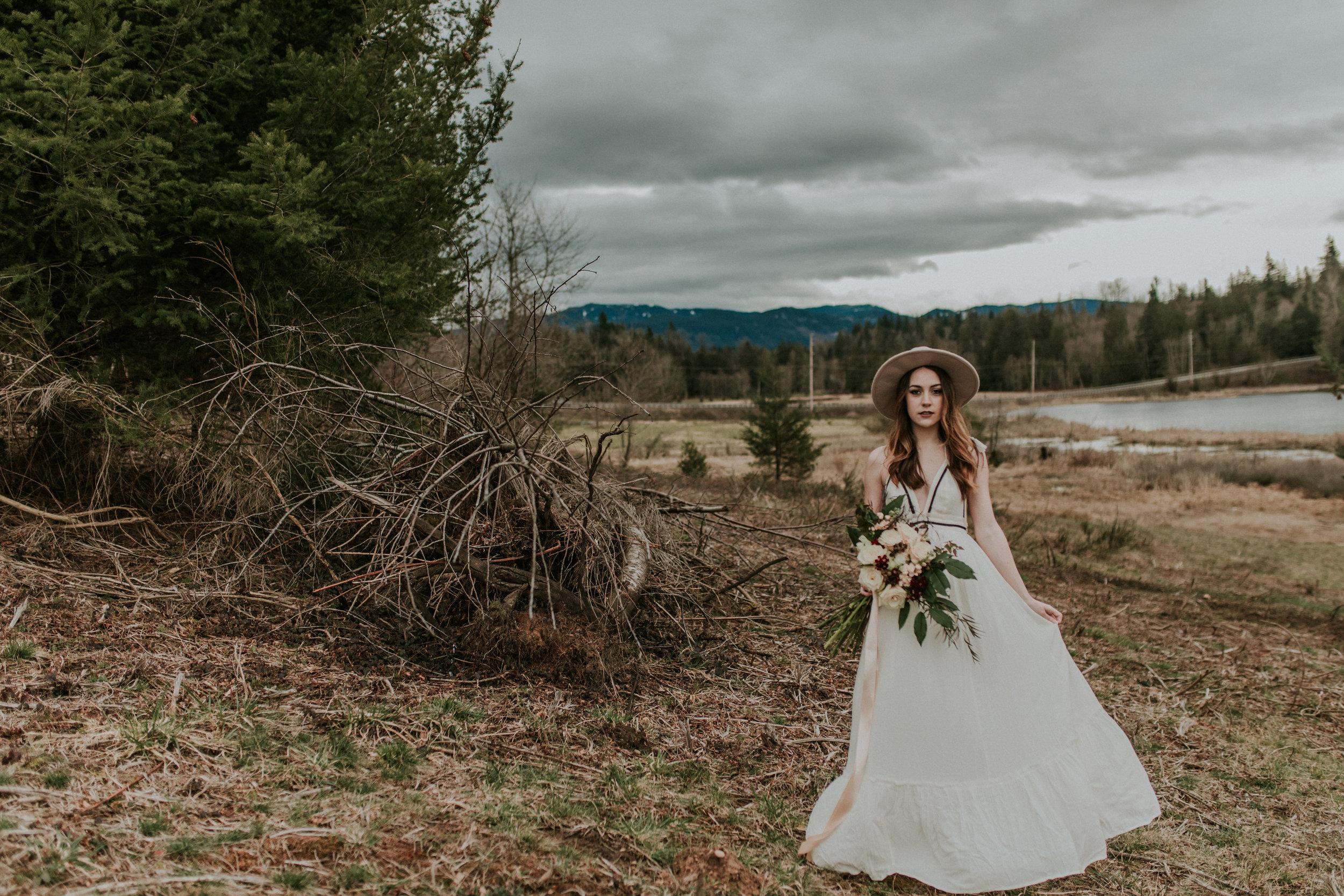 western washington bride