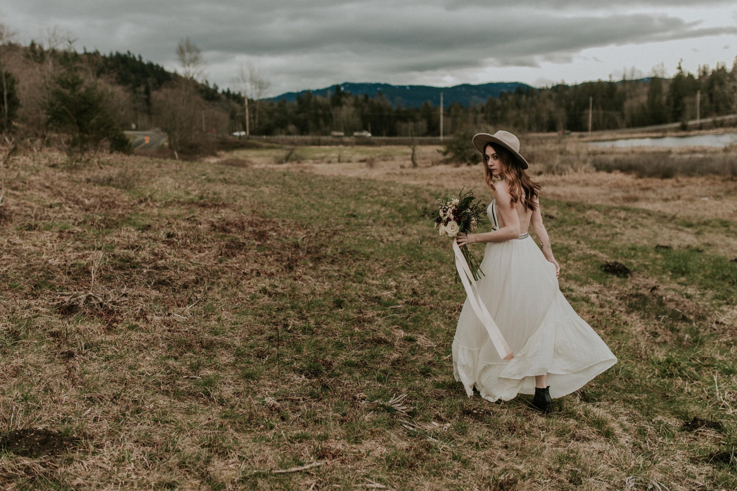 country bride inspo