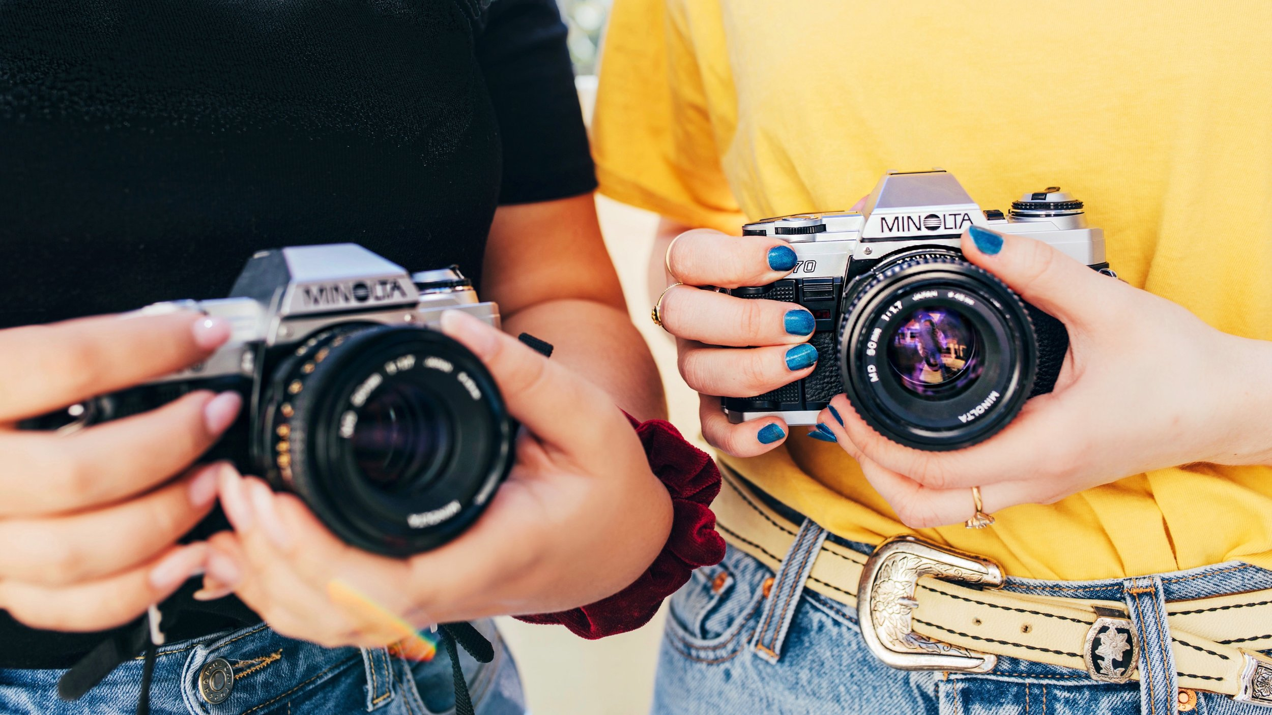 FILM PHOTOGRAPHY MADE EASY - how to use a 35mm camera