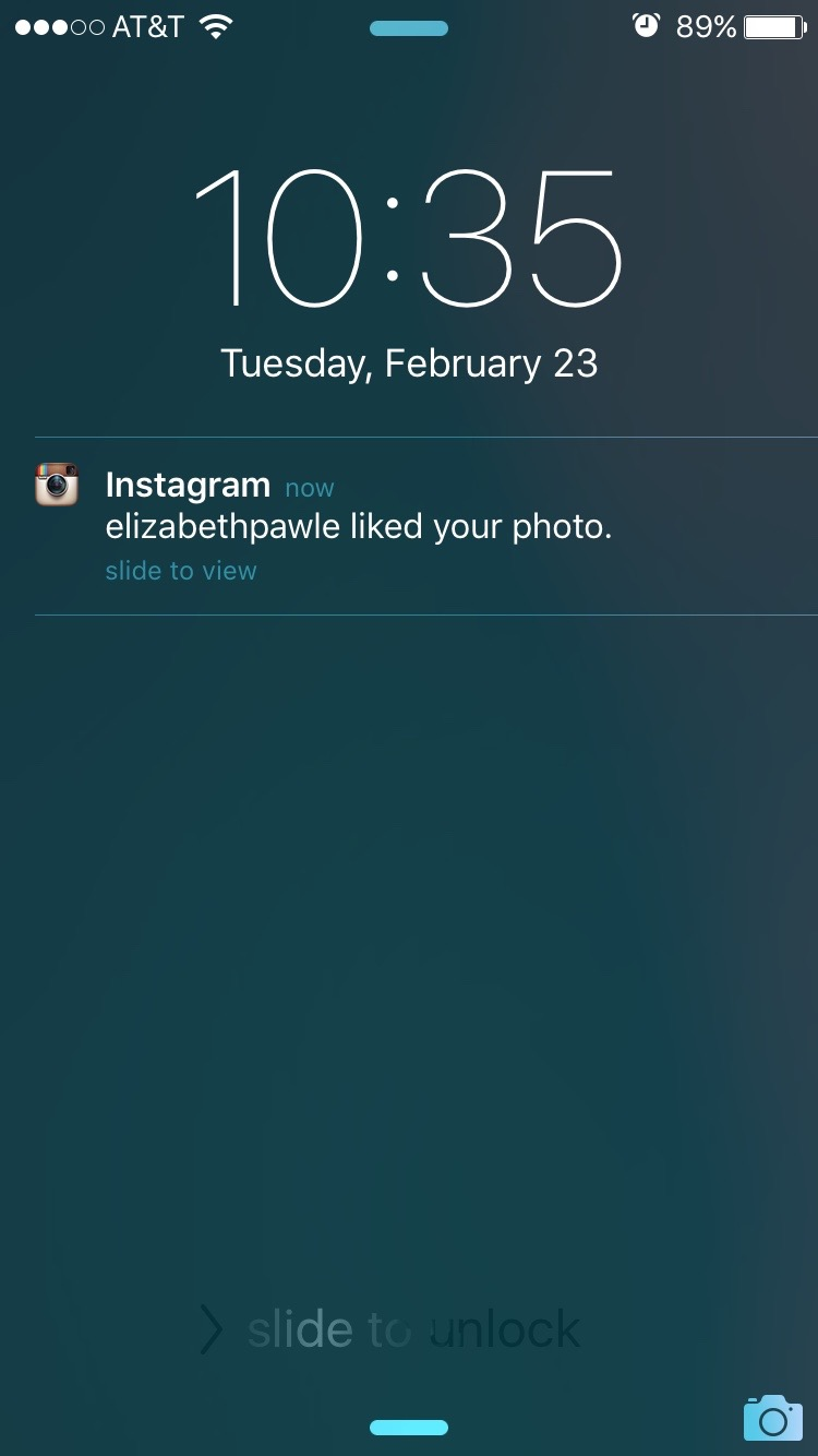 Elizabeth Pawle  ( @elizabethpawle ) follows me AND likes my photos on instagram and I cannot even!!