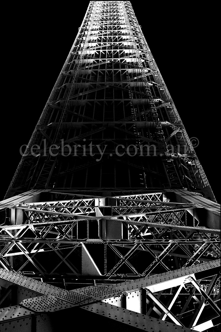 Sydney Harbour Bridge Down Under
